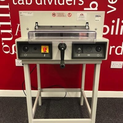Ideal 3915-95 Refurbished Electric Guillotine
