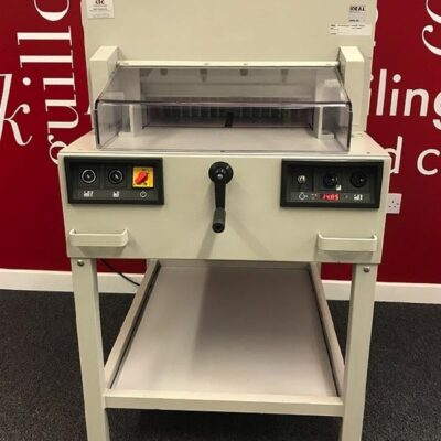 Ideal 4850-95 Guillotine