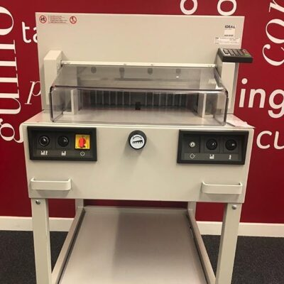 Ideal 4850-95 EP Guillotine