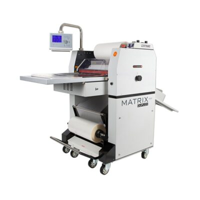 Matrix MX-530DP Laminating Foiling Machine