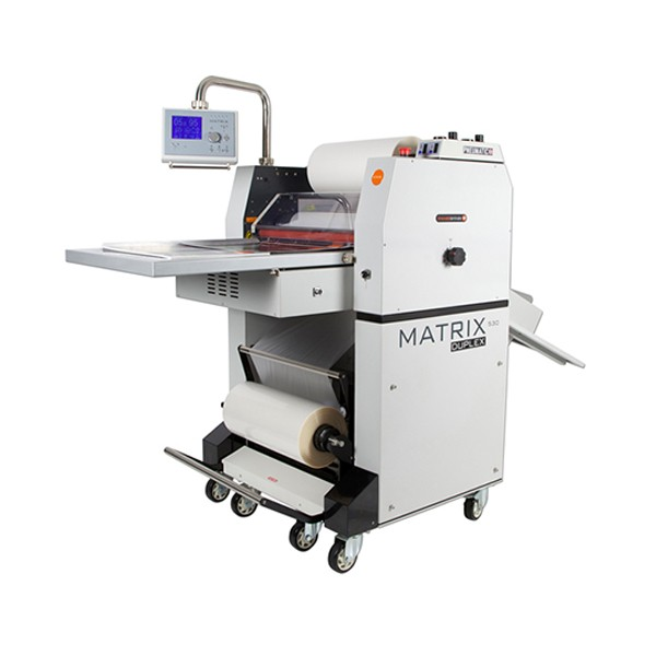 Matrix MX-530DP Laminating Foiling Machine