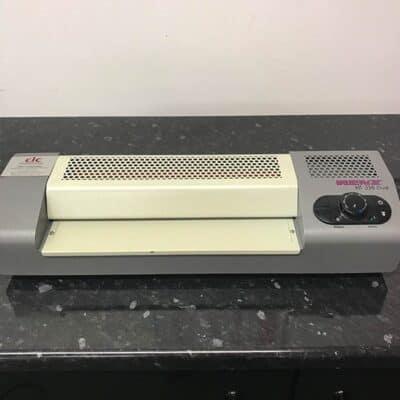Renz HT330 Dual Pouch Laminator