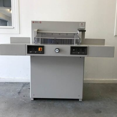 Ideal 5221-95 EP Electric Guillotine