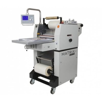 Matrix MX-370DP Semi Automatic Laminator