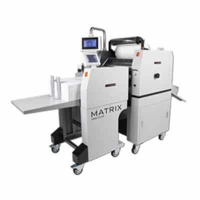 Matrix MX-530PS Pneumatic Foiling Laminating