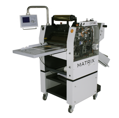 Matrix MX 370MP Metallic Pneumatic Laminator