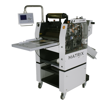 Matrix MX 370MP Metallic Pneumatic Laminator